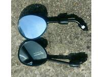 Triumph speed triple mirrors