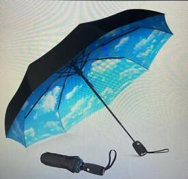 Umbrella Blue sky