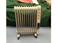 Air Force oil heaters X 2