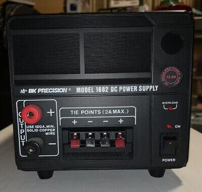 Bk Precision Model 1682 Dc Power Supply