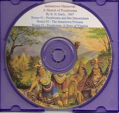 Pocahontas and Her Descendants - +Bonus Legends