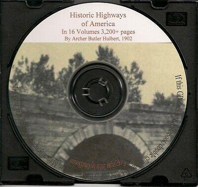 Historic Highways in America