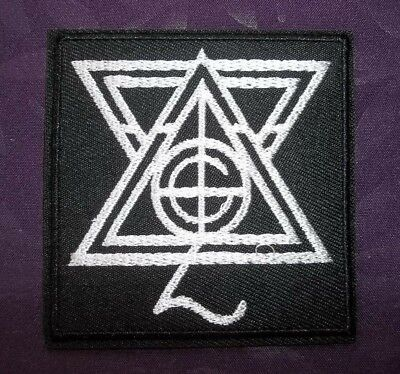 GHOST PATCH GHOST BC  NAMELESS GHOULS SYMBOLS GRUCIFIX PAPA EMERITUS