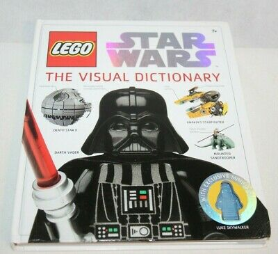 Lego Star Wars The Visual Dictionary DK 2011 - englisch guter Zustand