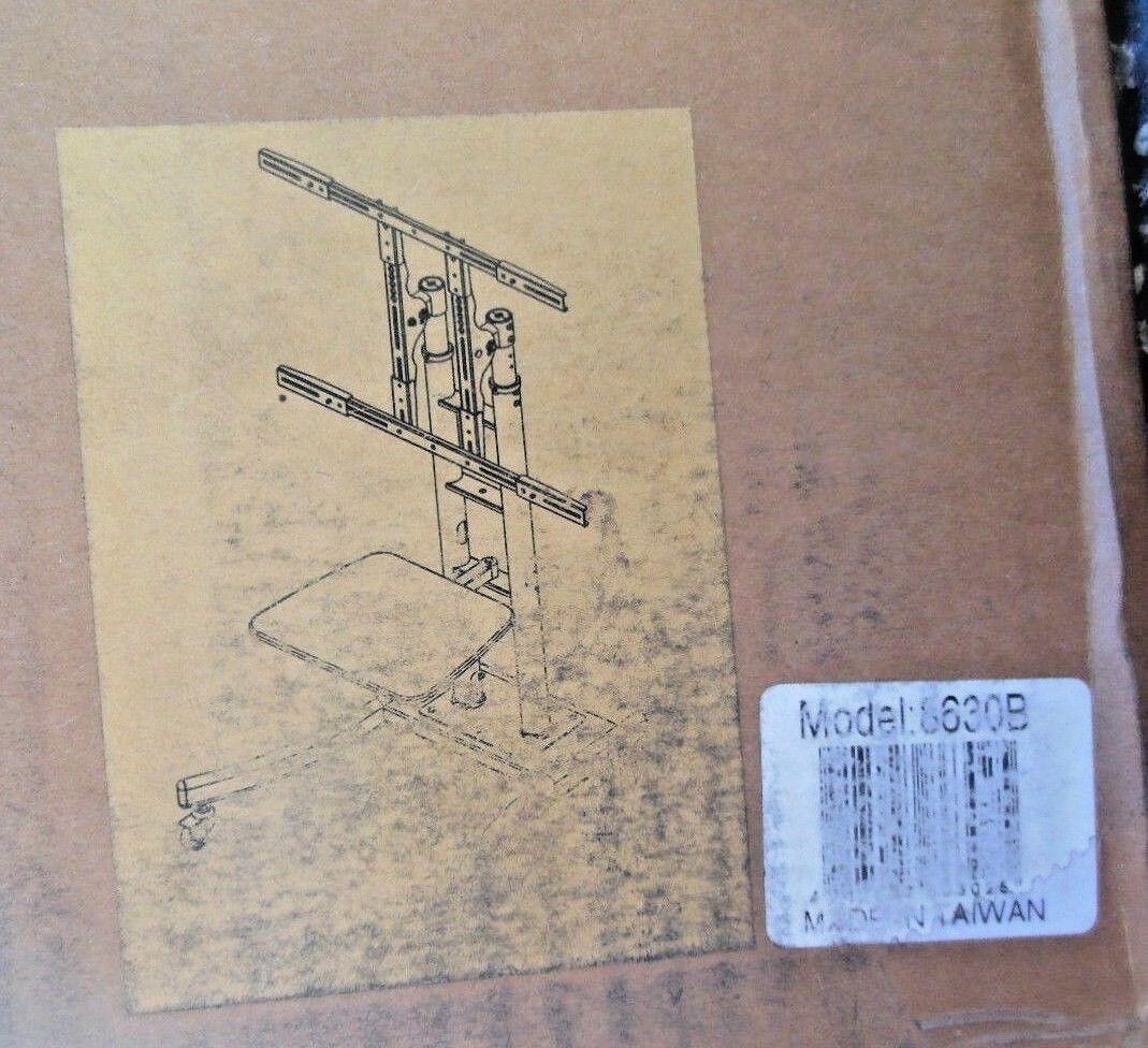 Diwei Model 8630B Heavy Duty Industrial TV Stand LCD TV Moni