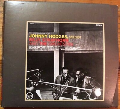 Johnny Hodges with Billy Strayhorn and the Orchestra by Johnny Hodges (Johnny Hodges With Billy Strayhorn And The Orchestra)