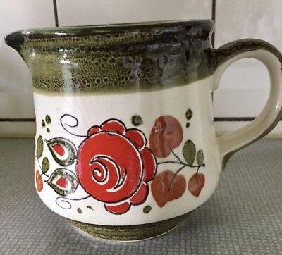 Schramberg Keramik TIROL Milchkanne
