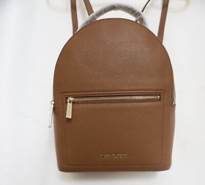 NEW MICHAEL KORS JESSA BACKPACK REAL LEATHER WITH TAGS!