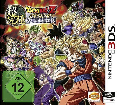 Nintendo 3DS Dual Screen Spiel ***** Dragonball Z: Extreme Butoden ***NEU*NEW*55 ()