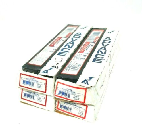 4 NEW ADVANCE VEL4P32SC BALLASTS