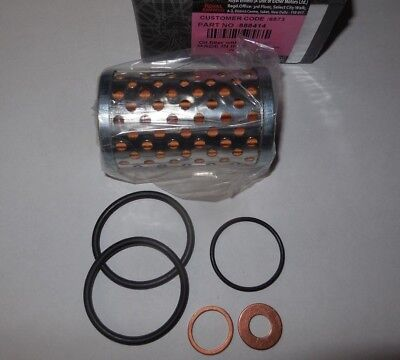 Royal Enfield EFI B5 C5 GT Oil Filter Change Kit 888414 570057/b 144846/a