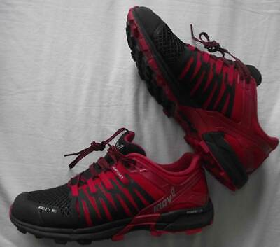 INOV8 Roclite 305 Mens trainers. Size 7.5 Red and black