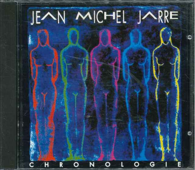 "JEAN MICHEL JARRE ""Chronologie"" CD-Album"