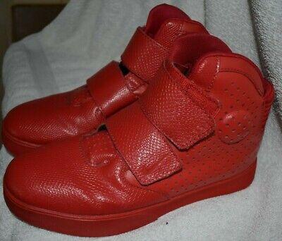 Nike Flystepper 2K3 – All Red Size UK 7, EUR 41, US 8