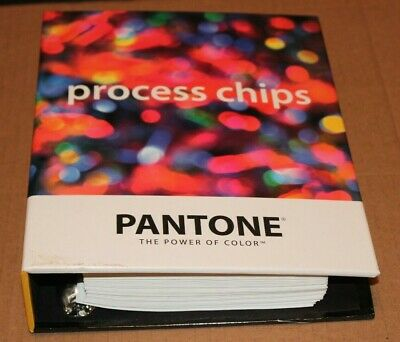 Pantone Process Color System Specifier Process Chips Volume 2