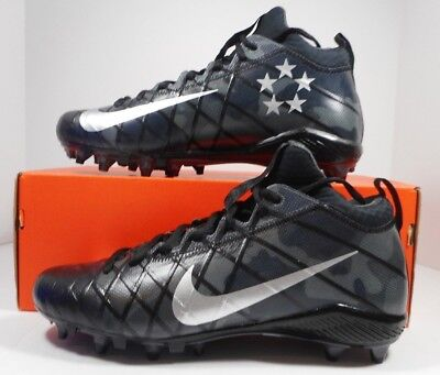 f0525b6b7fcf  125 NIKE FIELD GENERAL 3 ELITE TD FOOTBALL CLEATS SHOES NEW IN BOX 833390  002