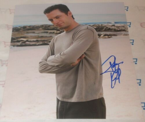 JUSTIN KIRK SIGNED WEEDS ANDY BOTWIN PROMO 8X10 PHOTO AUTOGRAPH COA  PERRY MASON