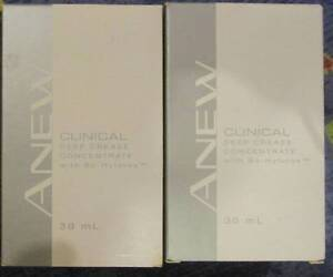 2 X Avon Anew Clinical Deep Crease Concentrate Campbell North Canberra Preview