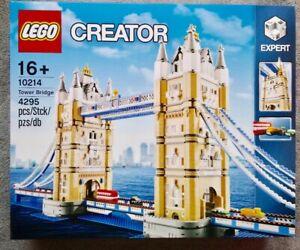 LEGO 10214 Tower Bridge Creator Retired | Toys - Indoor | Gumtree