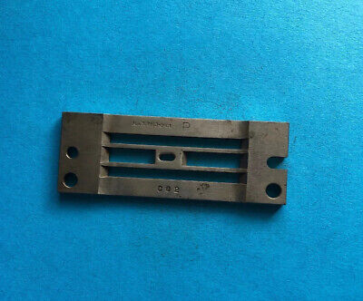 Nos 307153-0-01-rimoldi Throat Plate-free Shipping