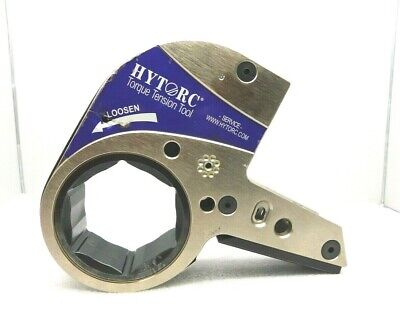 Nice Hytorc Stealth-8 8 Link 3-14 Hex Cassette Hydraulic Torque Wrench Head