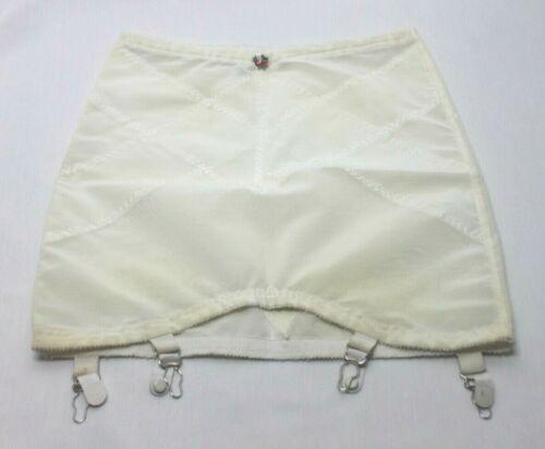 Vintage Melody Fashions Open Bottom Girdle Garter Belt 1960s Pinup