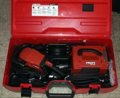 New In Case Hilti Dg150 Diamond Cup Wheel Grinder Power Converter Dpc 20