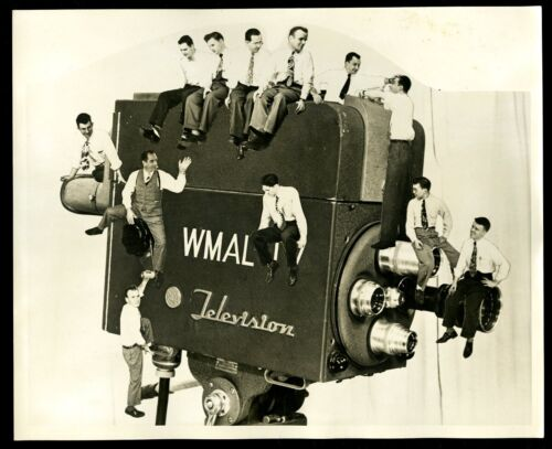 Vintage Photo WASHINGTON