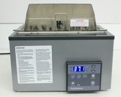Polyscience Digital General Purpose Water Bath 5 L 120v Wb05a11b