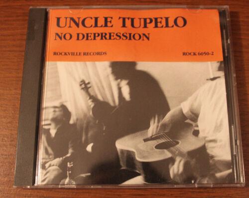 Uncle Tupelo No Depression Cd Rockville 1st Press Rock 6050-2 Wilco Alt Country