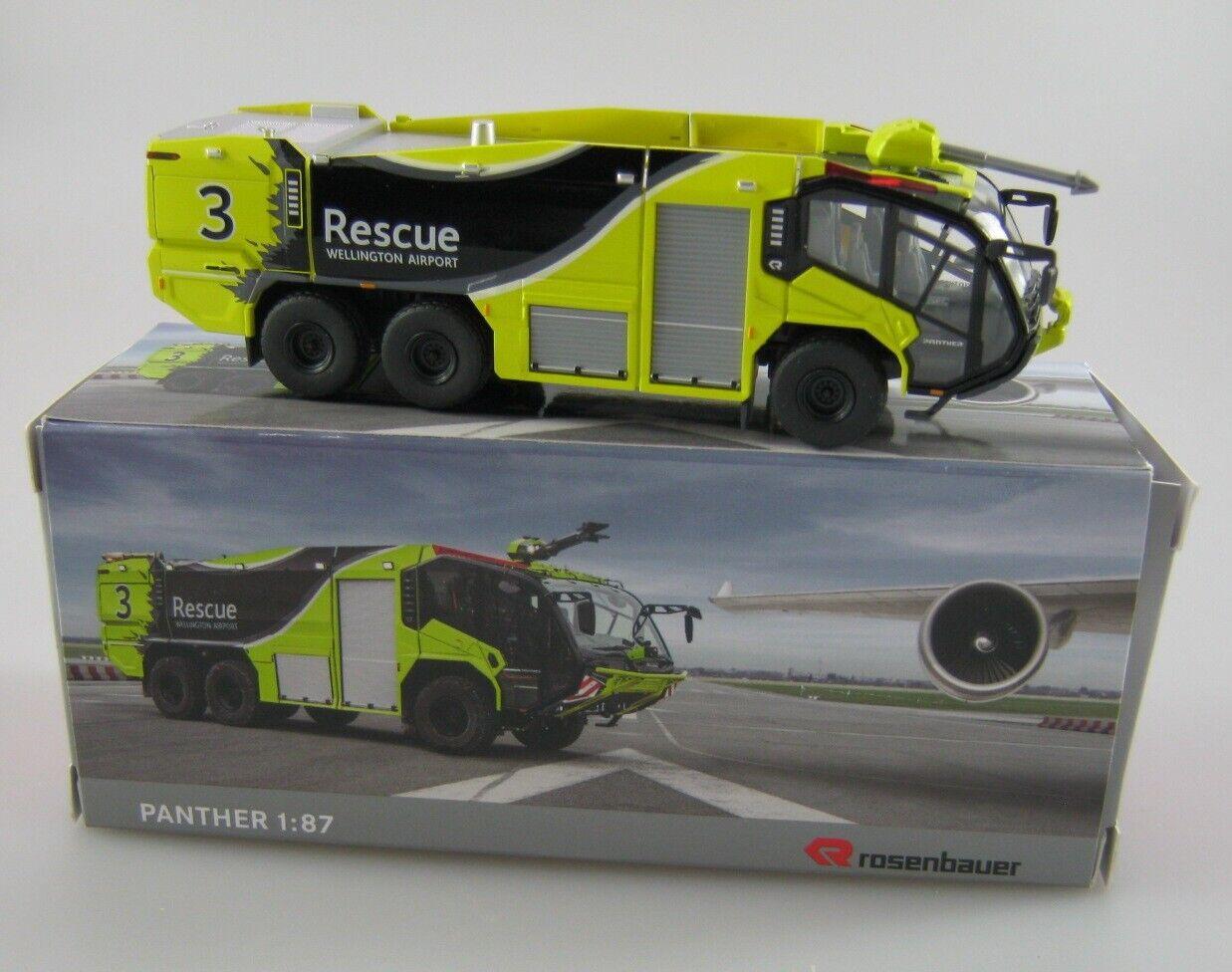 """1:87 rot Herpa  Feuerwehr Abrollcontainer//Abrollbehälter /""""neutral/"""" Neu"""