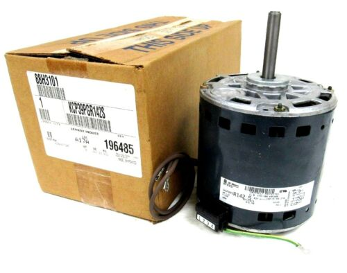NEW GENERAL ELECTRIC 5KCP39PGR142S MOTOR 1/2HP 1075 RPM KCP39PGR142S