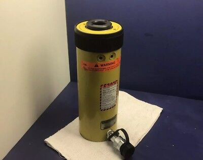 Enerpac Rch-306 Hydraulic Cylinder30 Tons6-18in. Stroke Made