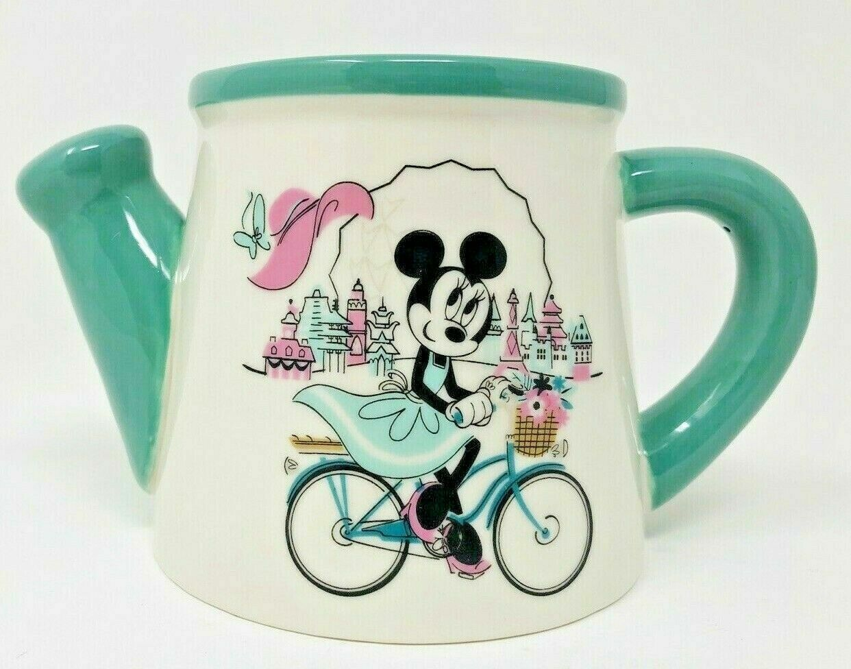 Disney Epcot Flower & Garden Festival Minnie Watering Can Pa