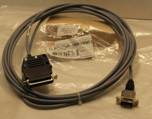 ABB GJR5250200R0001 PLC Programmable Logic Controller Cable