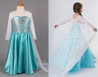 *Sale* Frozen Elsa Costumes  5-7 years - Elsa Costume Sale