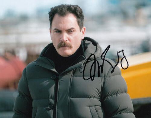 Michael Stuhlbarg signed Fargo 10x8 photo AFTAL & UACC [16625] Full Signing Info