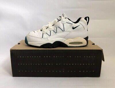 vintage nike air trainer press shoes sneakers mens size 8.5 deadstock NIB 1995