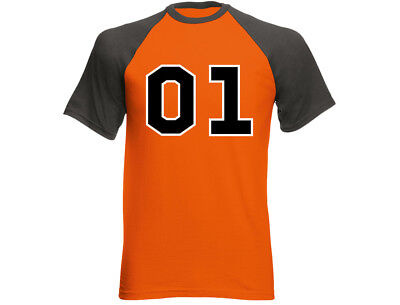 Dukes Of Hazard General Lee 01 Funny Mens T-Shirt (12 Colours)