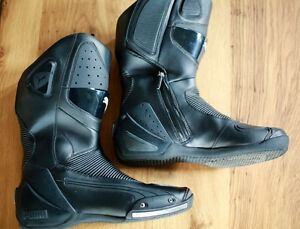 Puma Desmo Motorcycle Boots. Black, Size 45 Curl Curl Manly Area Preview