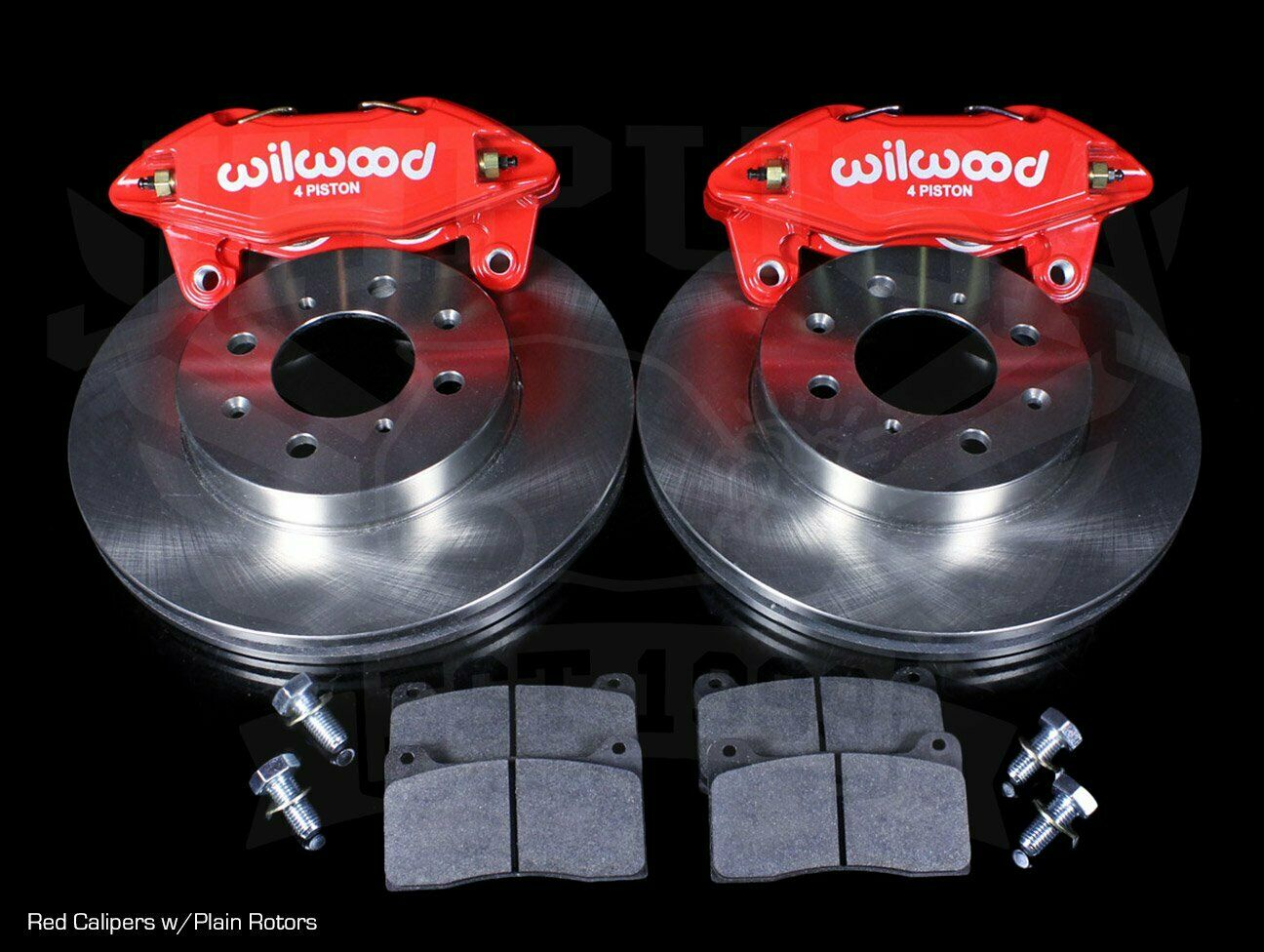 Details about Wilwood Brake Kit DPHA Red Front Calipers Plain Rotors Civic  EG EK Integra DC2
