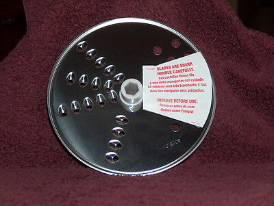 Black & Decker NEW FP2620 FP2500B Series Food Processor Slice Shred Disc Cutter
