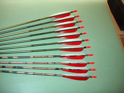 Easton aluminum arrows (  size 2117).Gamegetter