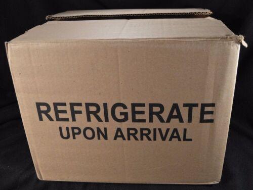 "Styrofoam EPS Panel Cooler Insulated Shipping Box 14.5"" x 13.5"" x 11""H"