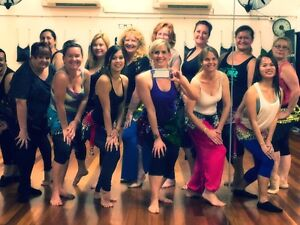 Belly Dance Classes with Vanessa Loganholme Logan Area Preview