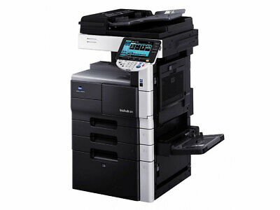 Konica Minolta Bizhub 283 Black White Multifunction Printer
