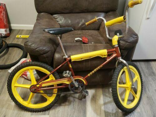 1979 SCHWINN SX-100 MAG SCRAMBLER OLD SCHOOL BMX SKYWAY TUFF WHEEL I