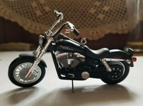 "Hallmark 2007 Keepsake 4"" Harley Davidson Christmas Ornament #9"
