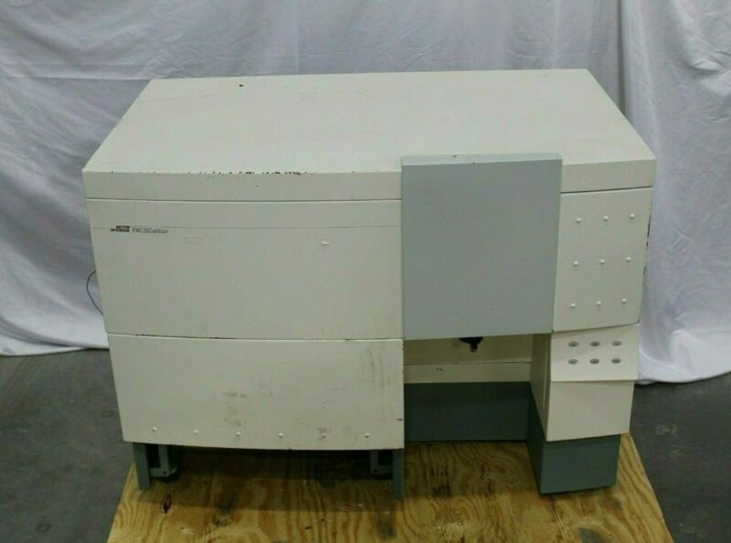 Becton Dickinson FACSCalibur Cell Counting / Sorting Flow Cytometer
