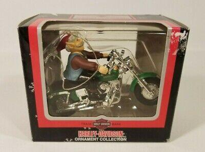 Harley Davidson Motorcycle Ornament Christmas Tree Decor Biker Gift Motorcycle ()